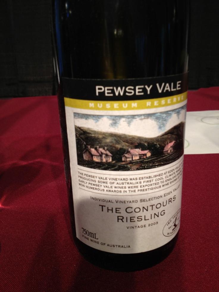 Riesling - Pewsey Vale - Australia - Food & Wine Aspen