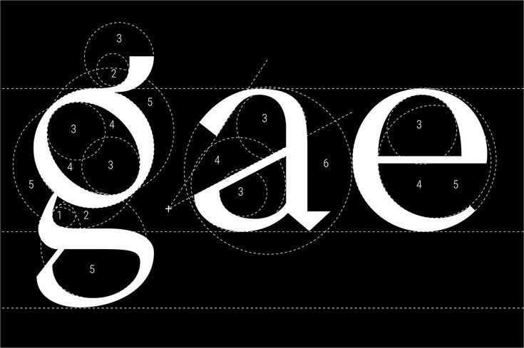 Pervinca Typeface on Behance