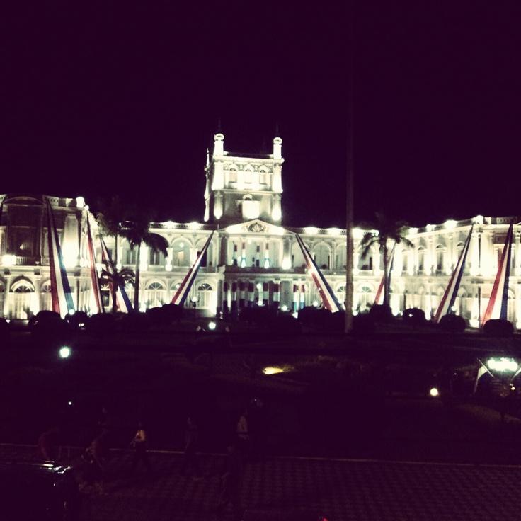 Palacio de los López, Asunción, PY