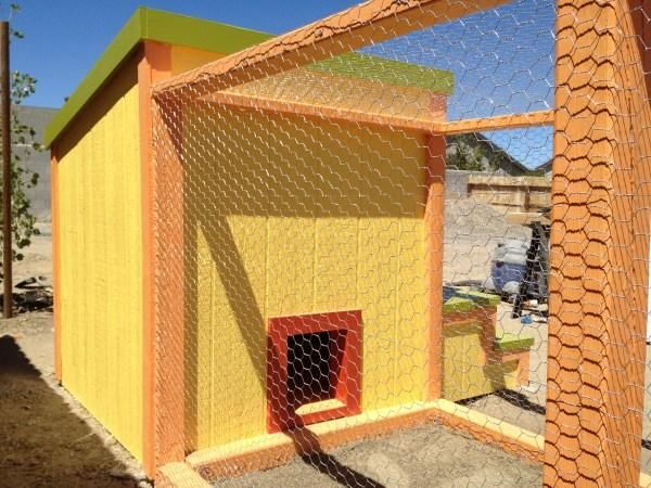 DIY Building a Chicken Coop DIY Home Decor Crafts