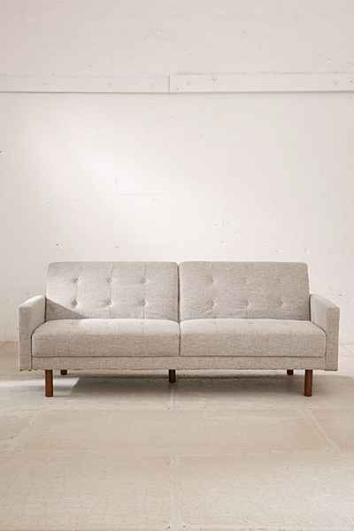 Berwick Mid-Century Sleeper Sofa $749 - UrbanOutfitters.com: Awesome stuff for you & your space