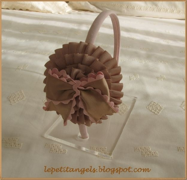 Le Petit Angel: Diademas invierno 2011-2012