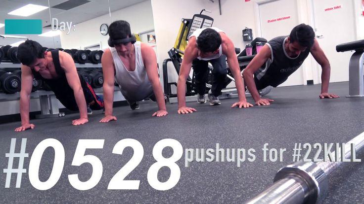 Day 9 | #88pushups for #22KILL | Reason For The Pushups | VLOG #0022