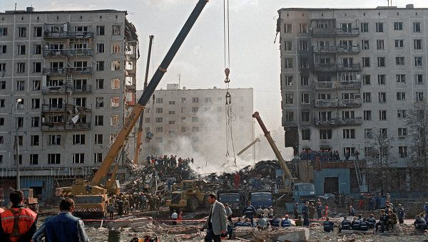 Взрывы домов в Москве – это как нитка, на которую нанизывается «жемчуг», т.е. другие преступления и убийства, в т.ч. убийство самого Литвиненко.
