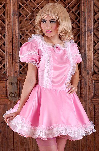Mimi Satin Sissy Dress Sissy Store Pinterest Sats