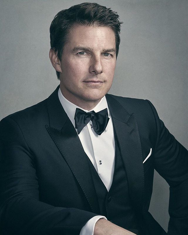 Actors for GQ UK | June 2016 | Tom Cruise.  Incredible!!