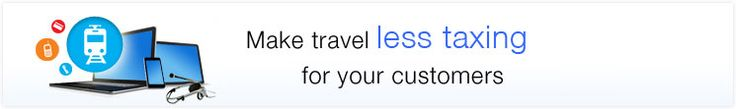 Atom's travel gateway is the most cost effective and less taxing service provider that provides quick ticketing and faster payments services in India.
