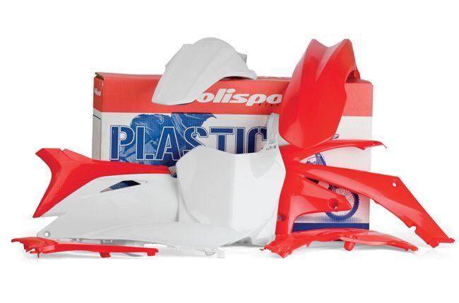 Polisport HONDA Replica Plastics
