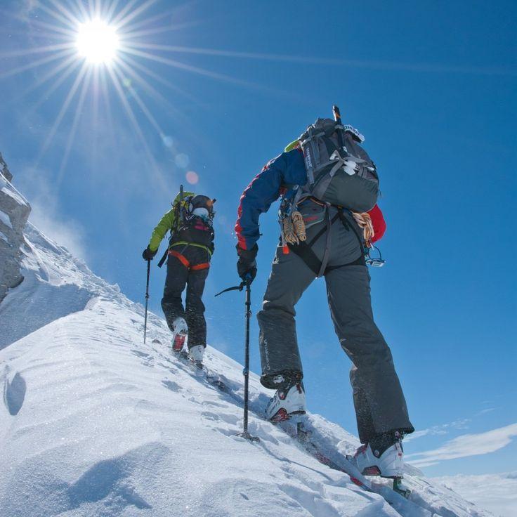 Čím se odlišuje skialpová bota od lyžařské? - HUDY blog