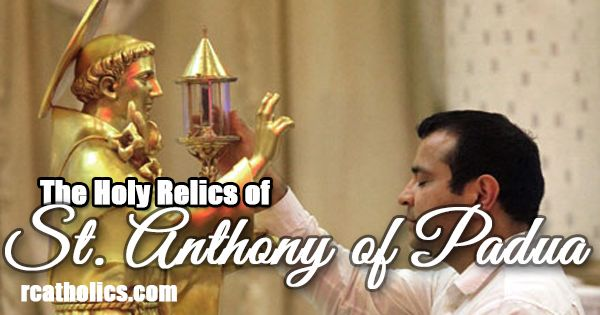 The Holy Relics of St. Anthony The veneration of relics, most strictly the material remains of a saint or holy person after his death, has a long tradition in the Catholic Church. Already in the mid-second century written records speak of devotion to the remains of martyrs, in particular after the death of St. Polycarp […]