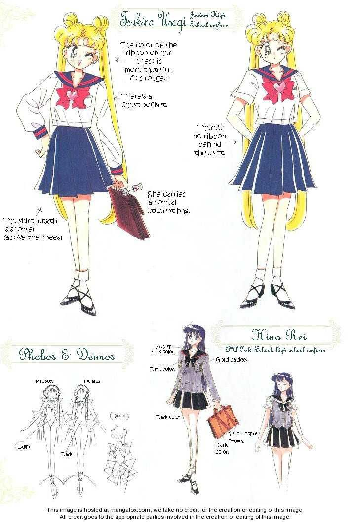 Character Design Courses University : Best images about sailor moon character design sketches