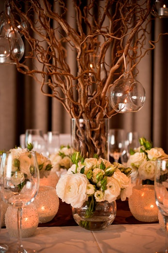 Stunning rustic table setting-by Touched by Angels,