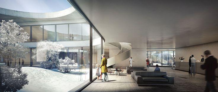 New North Zealand Hospital