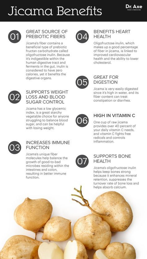 Jicama benefits - Dr. Axe - Just be sure to peel it, as these peels are not to be eaten.