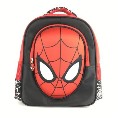 Super Cool Spiderman Character High-Quality Nylon Multifunctional Backpack 9 Colors