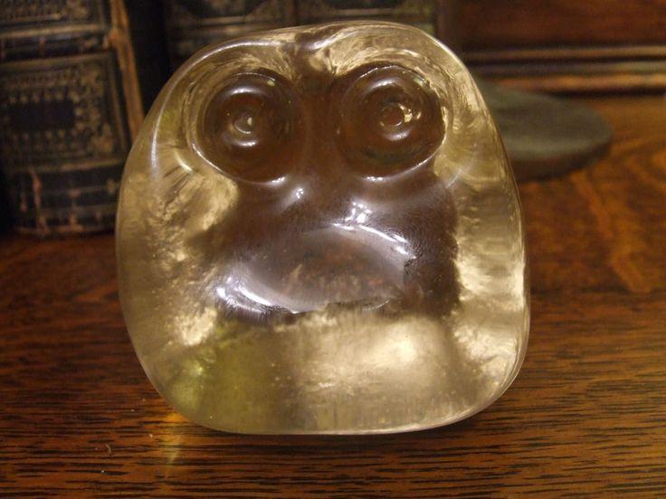 US $48.97 in Pottery & Glass, Glass, Art Glass, Signert BM Plus