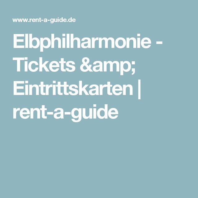 Elbphilharmonie - Tickets & Eintrittskarten | rent-a-guide