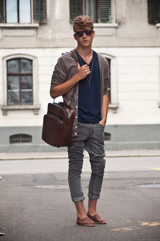 Glamour e Glacê: Get his look: Just Another Fashion Blog