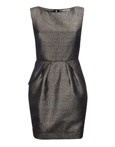 Buy Lipsy Metallic Structured Dress from the Next UK online shop