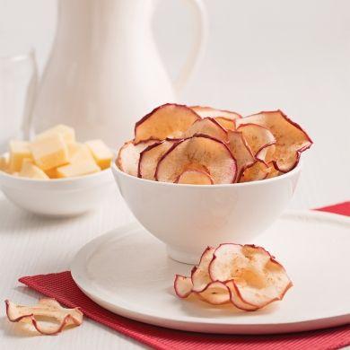 Chips de pommes épicées - Recettes - Cuisine et nutrition - Pratico Pratique