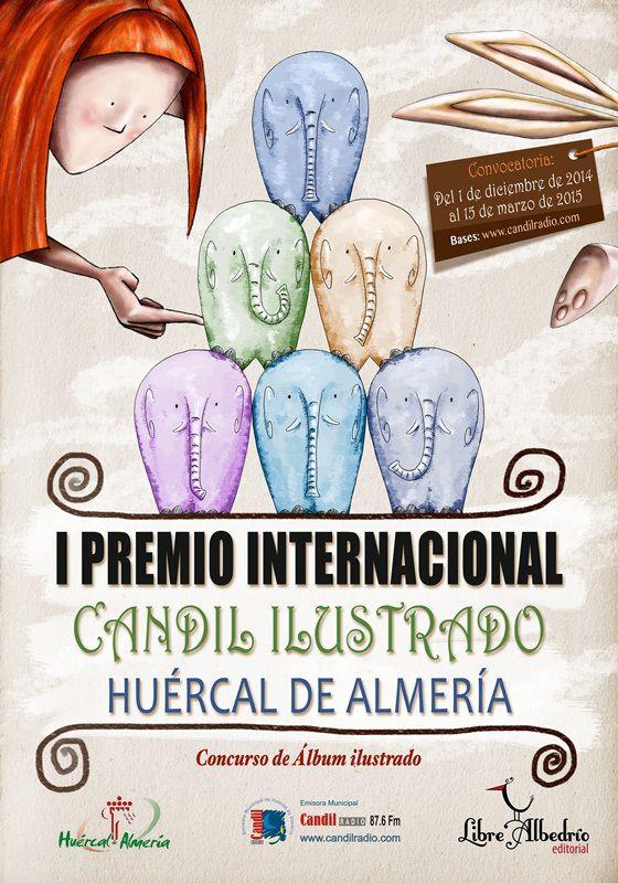 I Premio Internacional Candil Ilustrado. Por Gabriela Mariel Arias.
