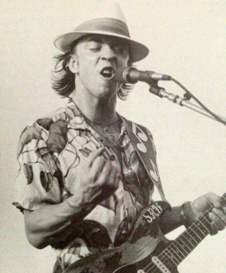 The great SRV