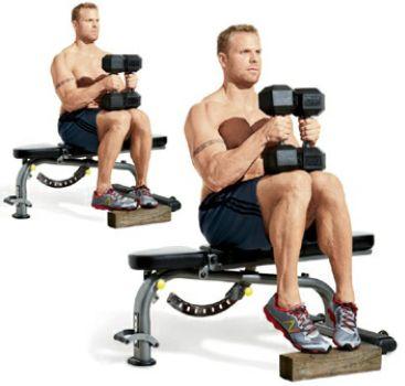 best dumbbell only calf workout » reddit fitness™  calf