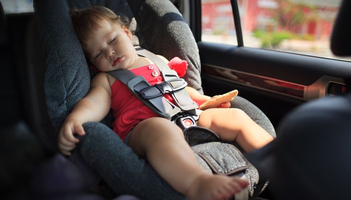 What Kind Of Parent Leaves Their Child Inside A Car? If it's winter, leave your jacket in the back. If it's summer, leave a shoe. You won't get far in the middle of December without your coat, and chances are you'll take about step and a half with one shoe missing before you realize what you've done.