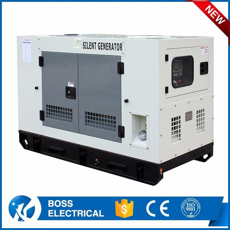 3 phase YANGDONG silent type 10kva diesel generator price
