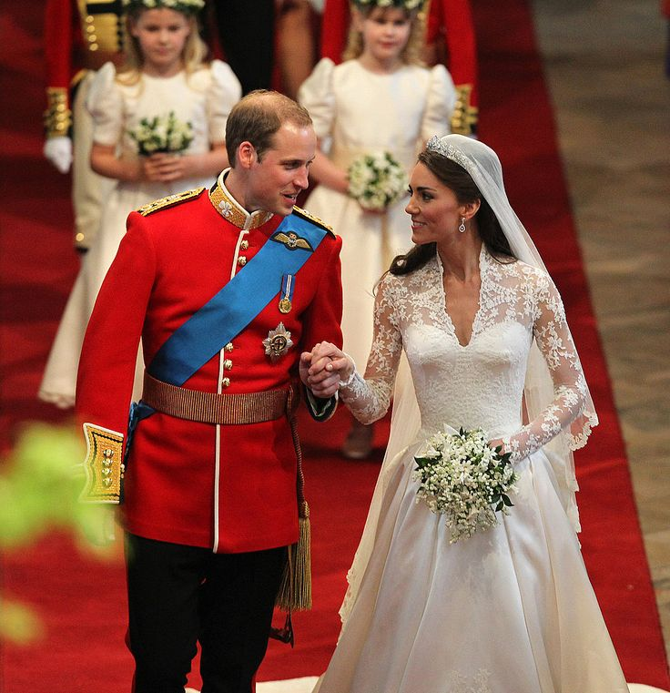 Celebrity Gossip, Entertainment News & Celebrity News | The 30 Sweetest Pictures From Will and Kate's 2011 Wedding | POPSUGAR Celebrity