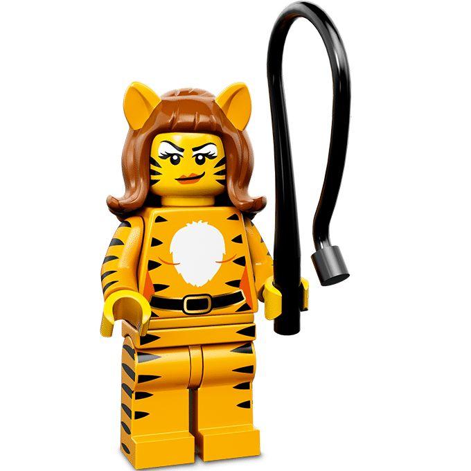 SERIE 14 : Serie 14 Mujer tigre