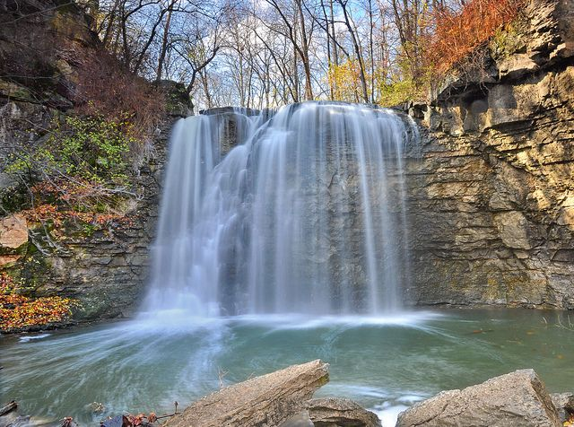 hayden falls columbus ohio | Hayden Falls - Columbus, Ohio | Flickr - Photo Sharing!