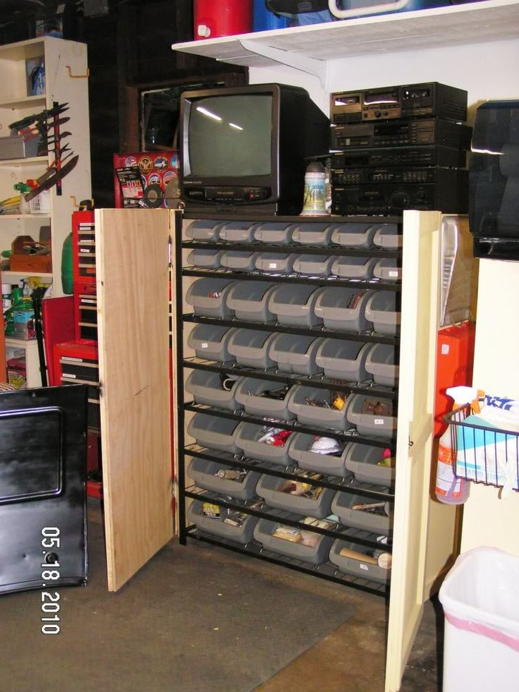 Garage Storage/Oranization Options - The Garage Journal Board