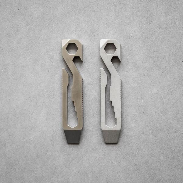 Keychains & Multi-Tools - Griffin Pocket Tool (Stainless Steel)