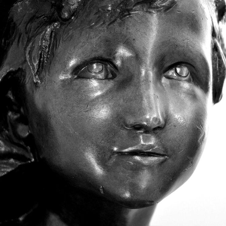 L'Aurore, vers 1900, par Camille CLAUDEL (1864-1943). Bronze, fonte E. Blot n°1, 1908. Musée Camille Claudel à Nogent-sur-Seine. Photo : Hervé Leyrit