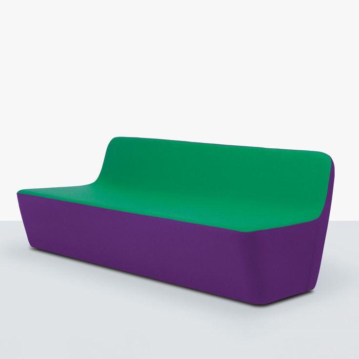 Designer lounge sofa – Land of opportunities