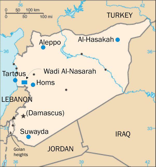 Christianity in Syria - Christianity in Syria - Wikipedia