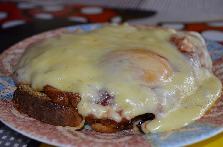 Huevos Desayuno @ La Comida de mi Casa