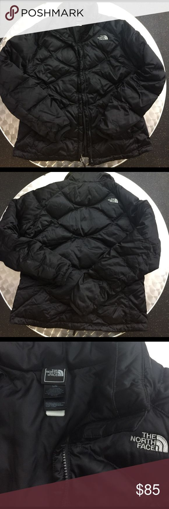 THE NORTH FACE Black Winter jacket 75%  Down insulated THE NORTH FACE winter jacket. In perfect condition! Size large! The North Face Jackets & Coats Puffers