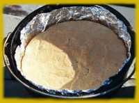 Cleaning Your (cast iron) Dutch Oven:      Keeping your dutch oven clean will make heavenly meals possible while a dirty oven will be hellish. Cleaning a dutch oven is actually easier than other pots and pans, once it has been seasoned well. So, be sure to season your dutch oven before you use it and periodically as needed.