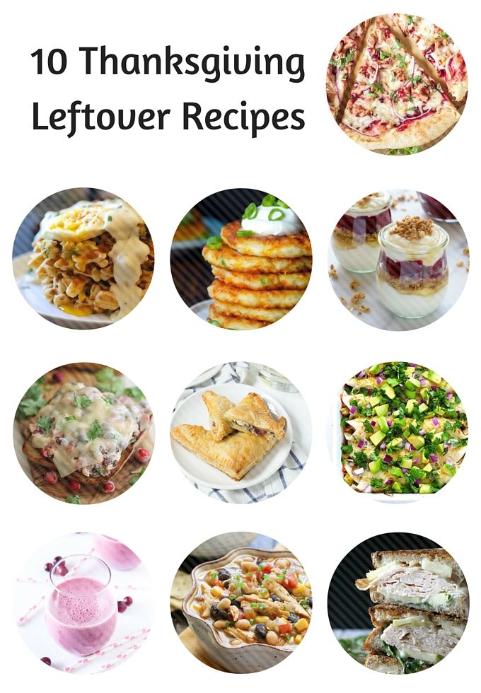 10 Thanksgiving Leftover Recipes | Delicious and creative recipes for ...