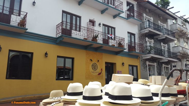 A perfect day for a Panama hat!