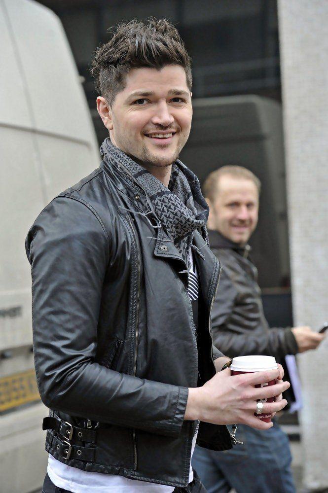 Danny O Donoghue, lead singer of the Script. Definite crush on this Irishman