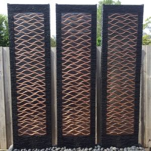 Copper Insert Wave Design $1,195.00–$3,900.00