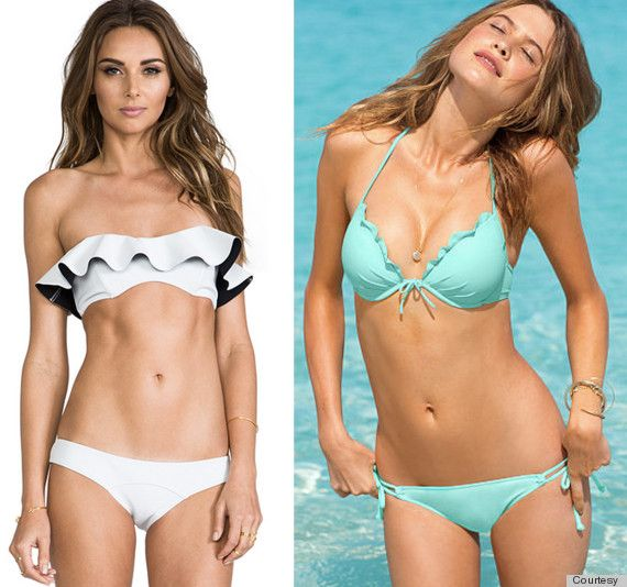 The No-Bullsh*t Swimsuit Guide For EVERY Body Type: Huff Post