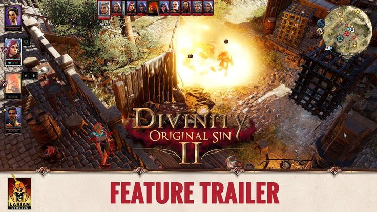 Divinity: Original Sin 2 - feature trailer! Show some love https://www.youtube.com/watch?v=xL7_U7oWJzk