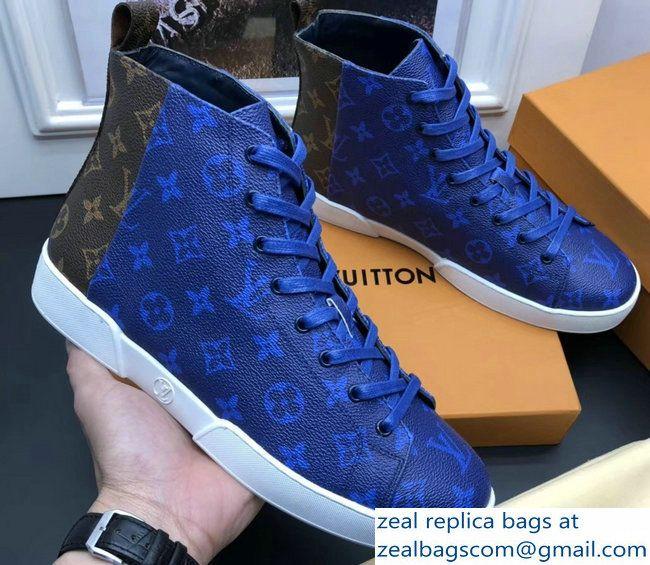 Louis Vuitton Men\\'s Sneakers Monogram