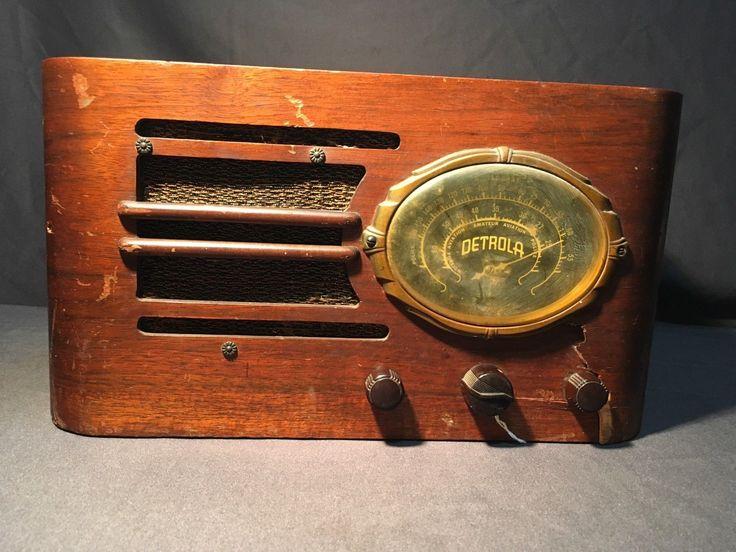 916 Best Art Deco Radios From Ebay Images On Pinterest