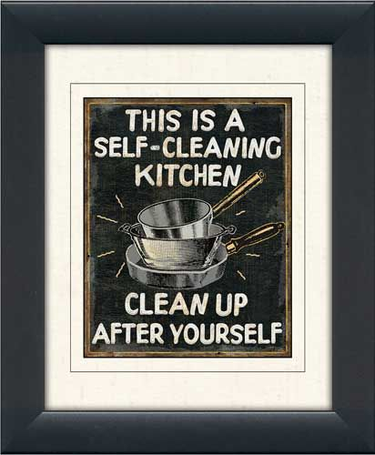 Kitchen Courtesy Signs: 13 Best Office Signs Images On Pinterest
