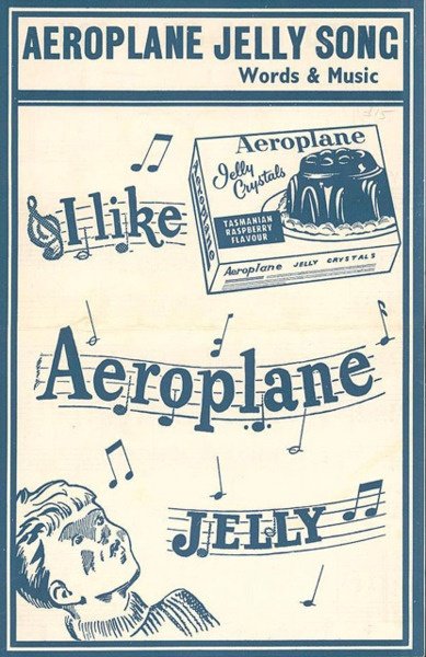 Aeroplane Jelly has a special place in the hearts of all Australians. It could be the nostalgia you feel every time you hear that jingle or it could be because Australia's favourite jelly has been around since 1927. That's when tram drier Bert Appleroth first made jelly crystals at home in his bathtub (I know!) and began distributing them along his Sydney tram route